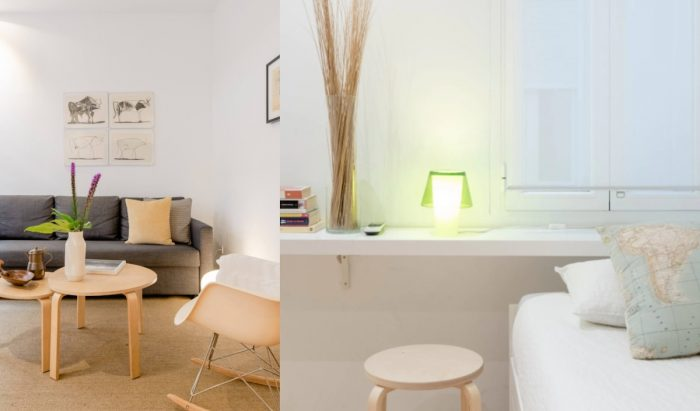 Clean, beautiful, and suitable for the family Airbnb in Madrid