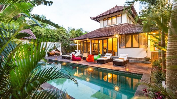Coolest Airbnbs in Bali with Stunning Views