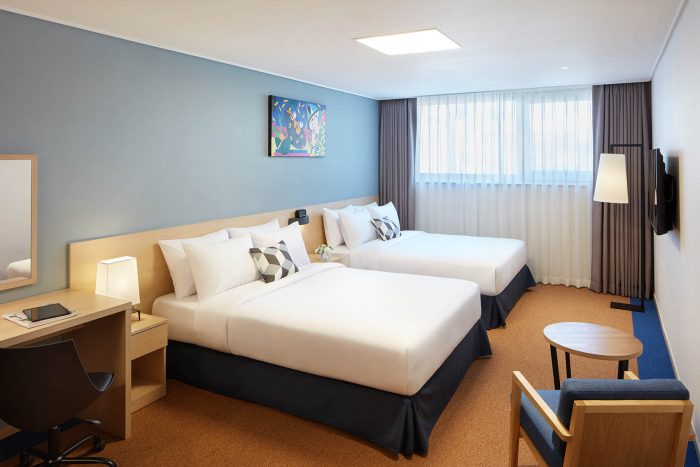 Days Hotel and Suites by Wyndham Incheon Airport Online Booking