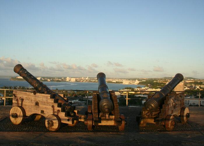 Fort Santa Agueda photo via Guampedia Flickr CC