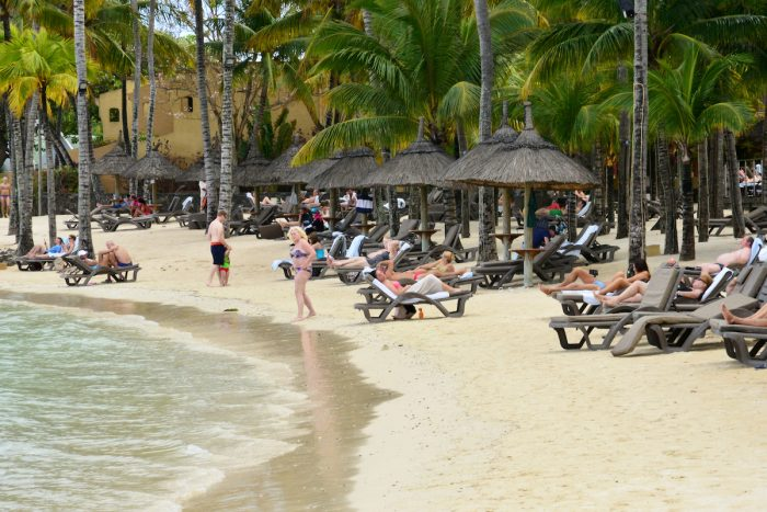 Grand Bay Village Mauritius pictures via Depositphotos