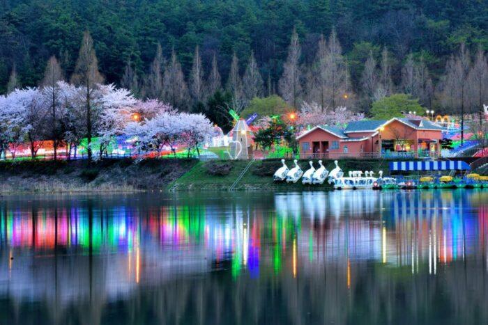 Gwangju Family Land - Uchi Park photo via Visit Guangju FB Page