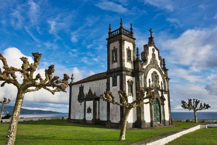 Hermitage of Mae de Deus in Ponta Delgada