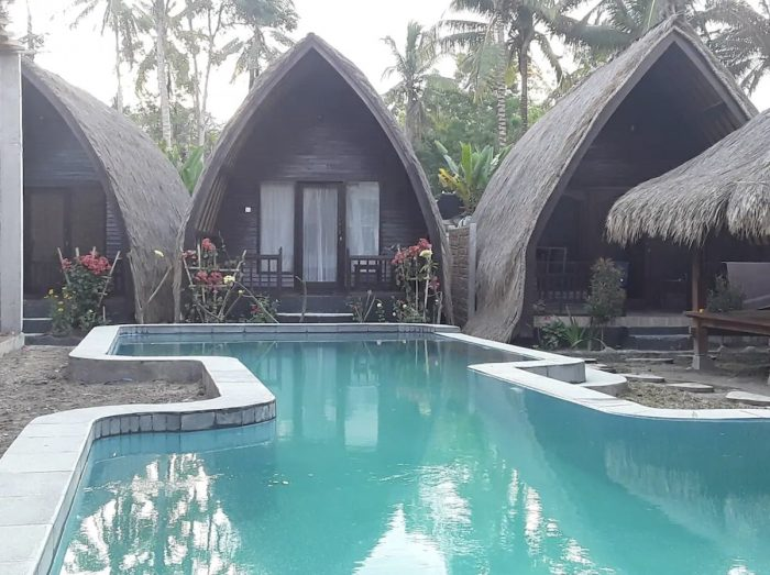 Hideaway Bungalows Kuta Lombok Airbnb Rentals