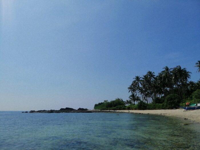 Inampulugan Island by Ma Nesa Jolipas via FB