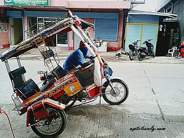 Inclined Tricycles in Pagadian City photo by Iana Peralta via Flickr CC