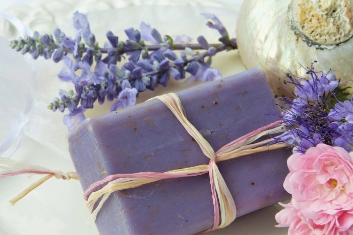 Lavender products from Provence