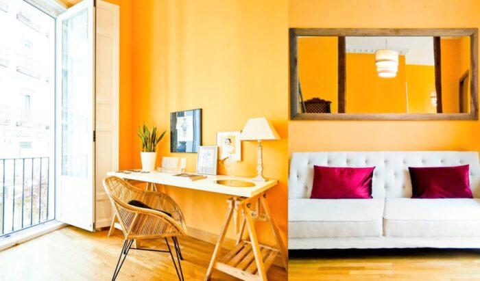 Loft Airbnb Madrid Rental