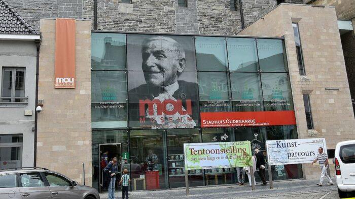 MOU Museum Oudenaarde by Paul Hermans via Wikipedia CC