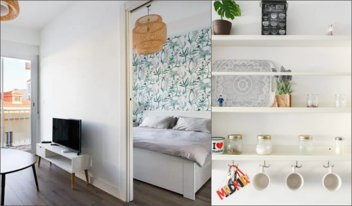 Madrid Airbnb with Terrace by Plaza de Santa Ana