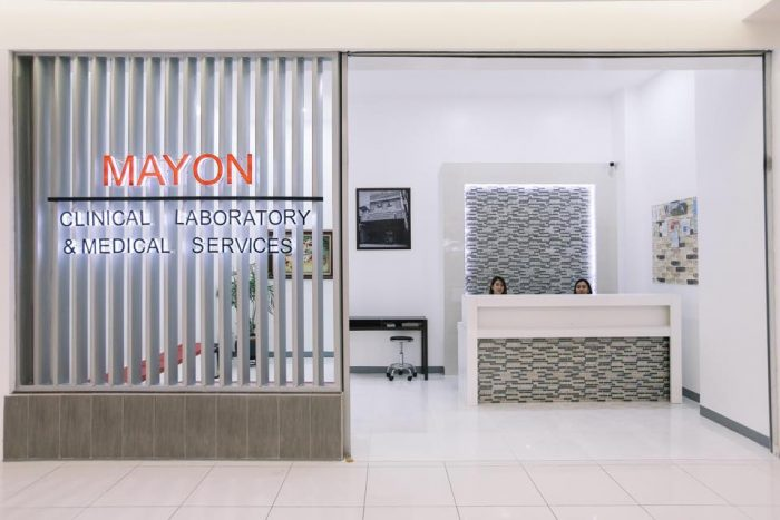 Mayon Clinical Laboratory And Laboratory Services