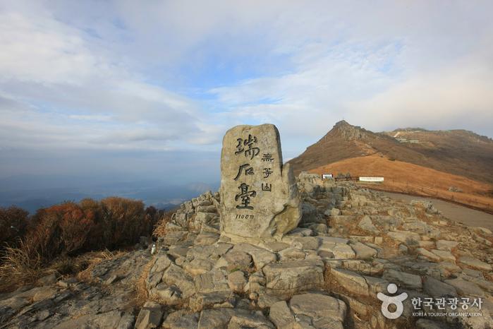 Mudeungsan National Park photo by Visit Korea