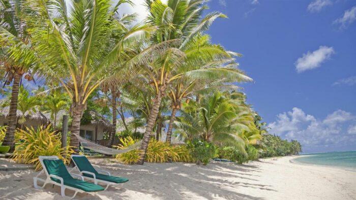 Muri Beach photo via Agoda