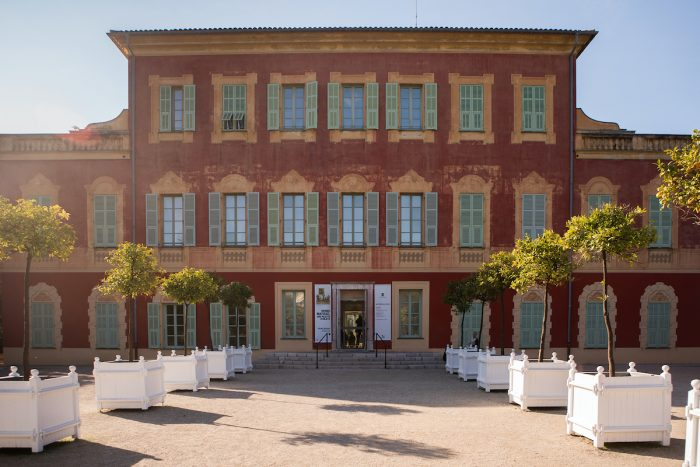 Musee Matisse of Nice photo via Depositphotos