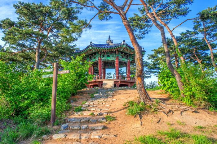 Namhansanseong Fortress - Best Things to Do in Gwangju via Depositphotos