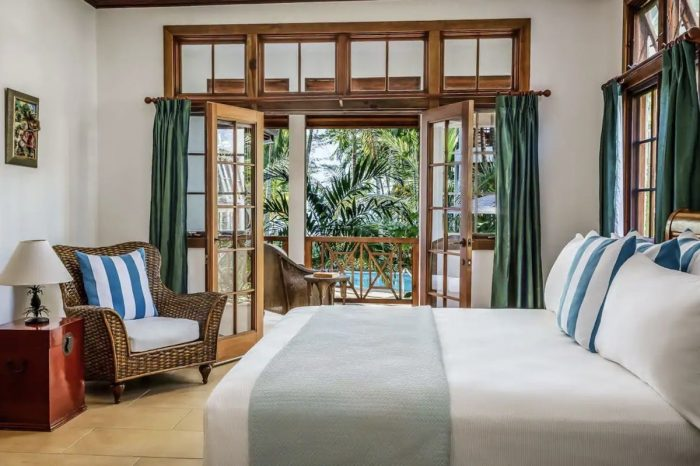 Palm Villa - Villas for Rent in Cornwall County, Negril, Jamaica