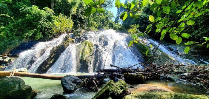 Pulacan Falls photo by Wilghenson WA Tan via Facebook