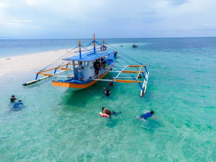 Puting Balas Sandbar photo via Pagadian Highlights FB Page