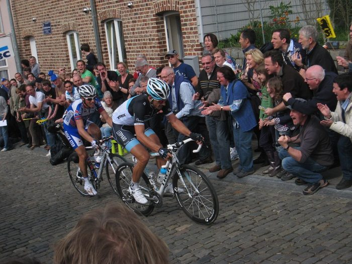 Ronde van Vlaanderen by David Edgar via Wikipedia CC