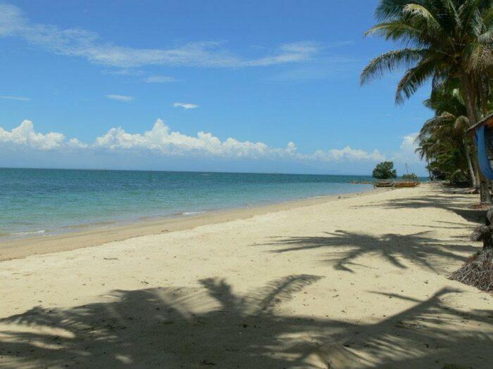 San Enrique Beach photo via Vilches Beach Resort FB