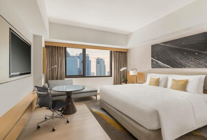 Book an overnight stay at Seda Hotel BGC