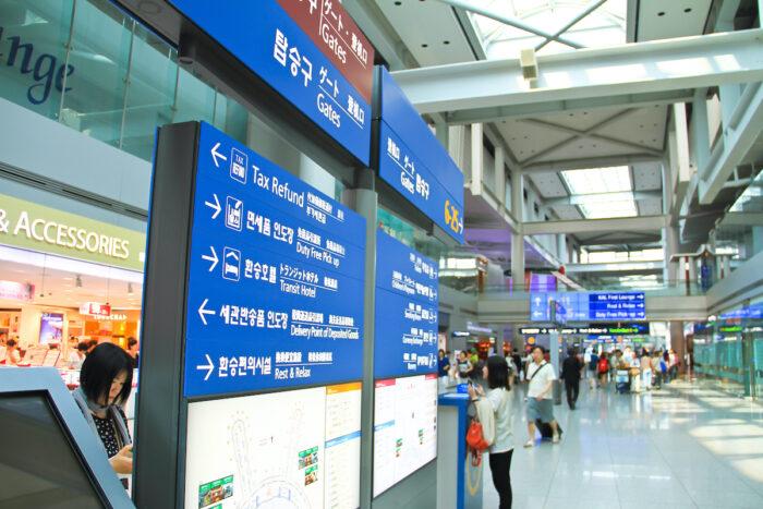 Cebu Pacific resumes Manila-Incheon flights photo via DepositPhotos