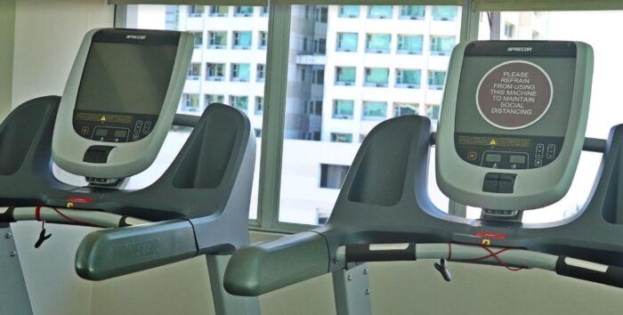 Sheraton Manila Bay Fitness Center