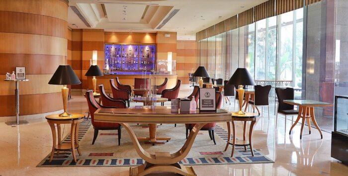 Sheraton Manila Bay Lobby Lounge