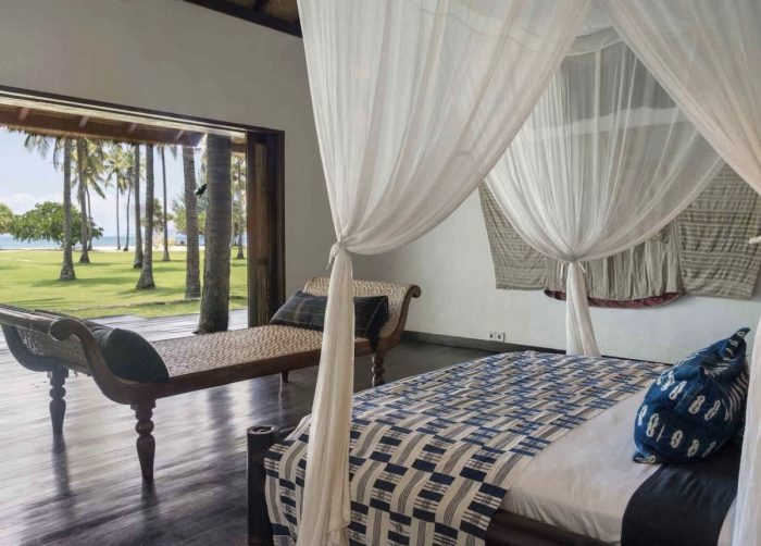Sira Beach House - Beach bedroom