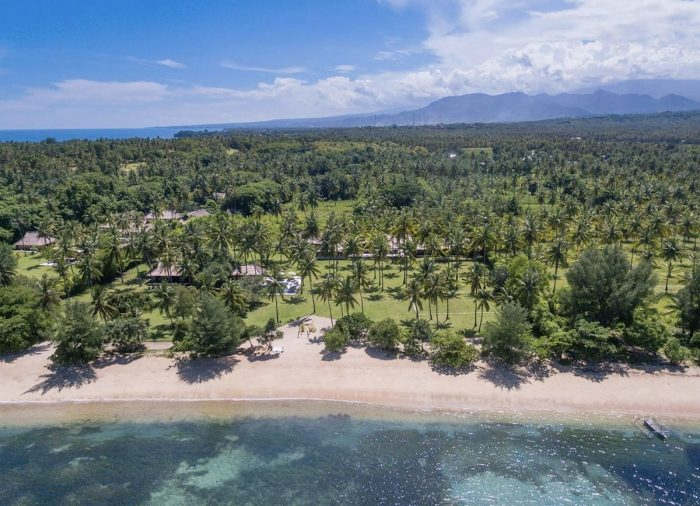 Sira Beach House - Beautiful Airbnb in Lombok Indonesia