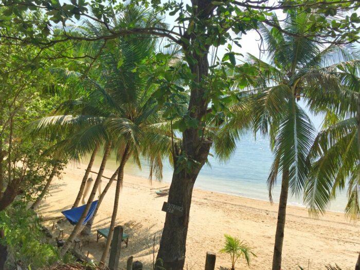 Tando Beach photo via Natures Eye Resort