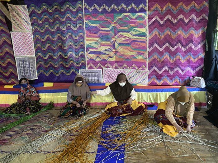 The Kumala Weavers of Kumalarang, Zamboanga del Sur