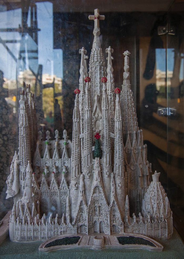 This is how the Sagrada Familia will look like once finished.
