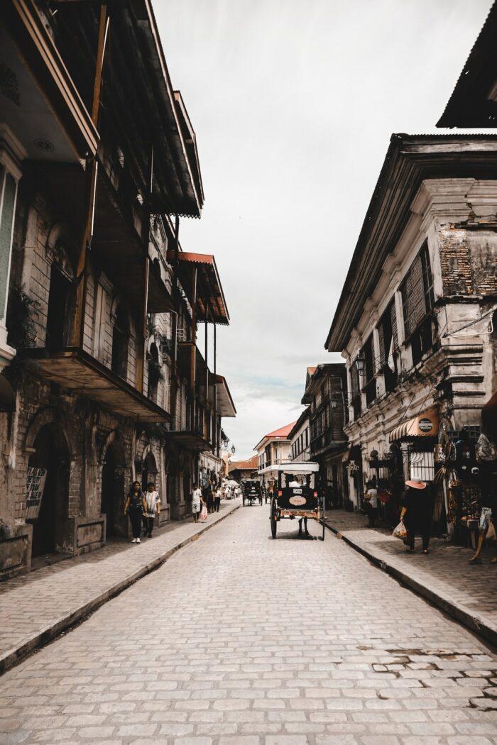 Vigan City by Assy Gerez via Unsplash