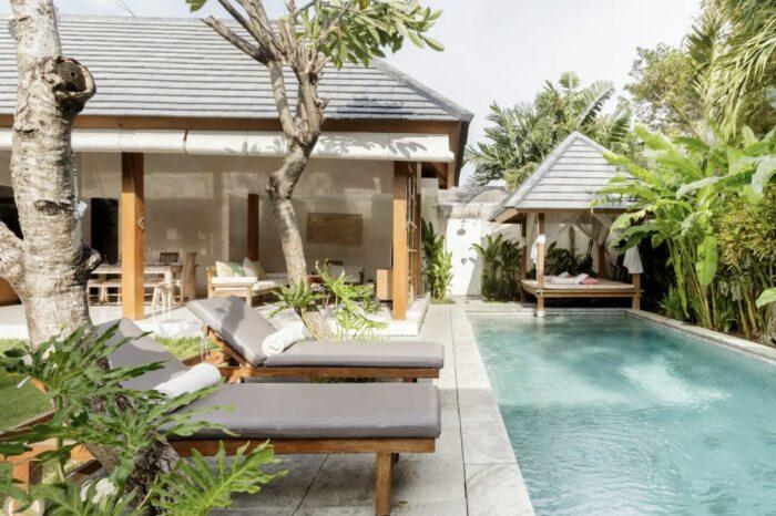 Villa Kim Airbnb in Seminyak with Swimming Pool