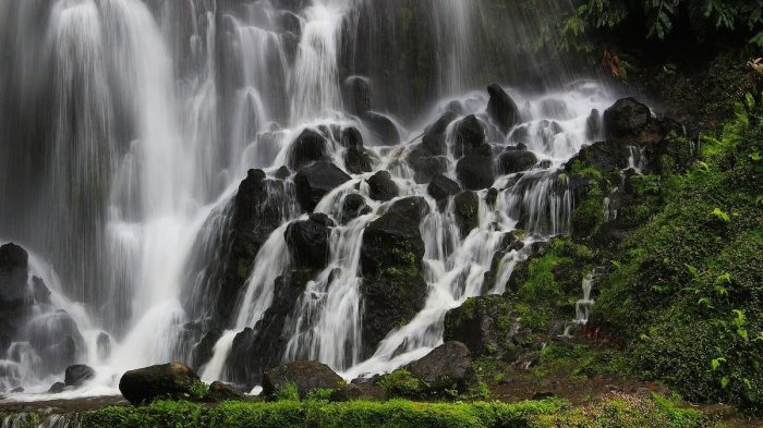Waterfall in Azores - Best Things to do in Azores