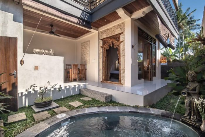 Affordable Room for Rent with mini private pool in Ubud