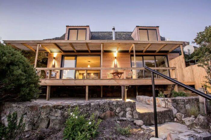 Airbnb Mountain Gem a stones throw from Fish Hoek beach