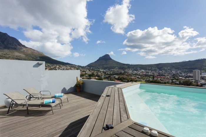 Airbnb Plus Rental in Cape Town SA with Private Pool