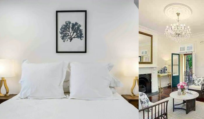 Airbnb rental centrally located in one of Sydney's oldest neighbourhoods