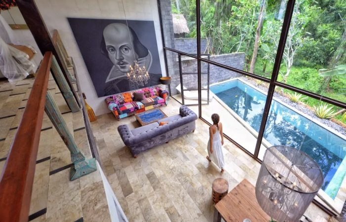 Amazing Designer Villa in Ubud With Private Pool