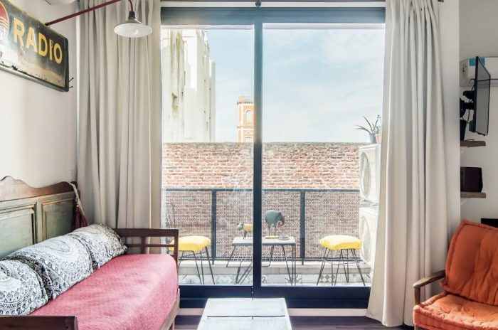 Awesome appartment with balcony in Buenos Aires