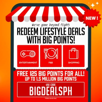BIG Loyalty unveils all-new mobile app that goes beyond flights, gives away up to 1.5 million BIG Points