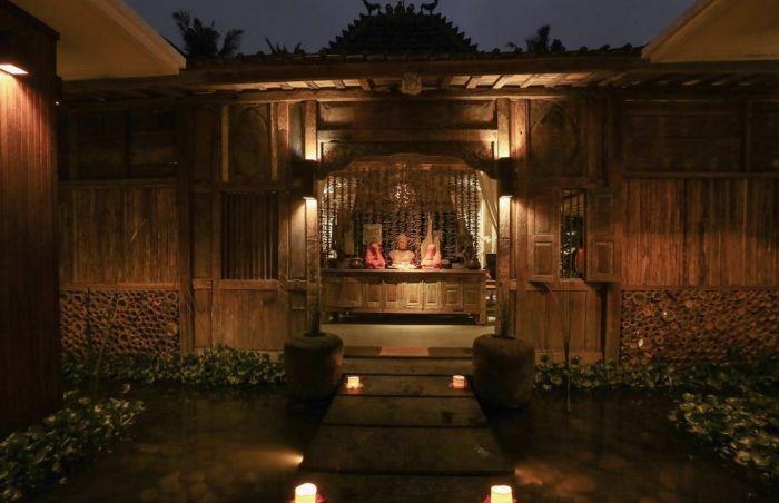 Balinese Private Villa Airbnb Rental