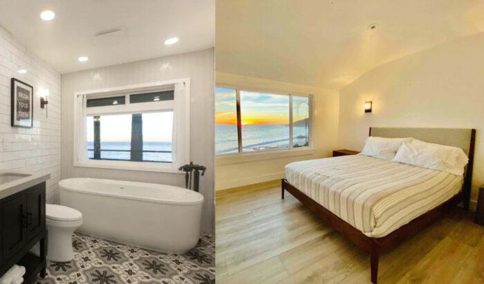 Beachfront Gem Airbnb Spanish Villa with Stunning Ocean Views