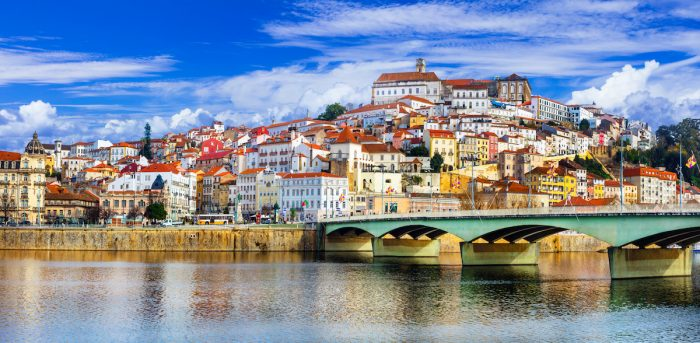 Best things to do in Coimbra Portugal photo via DepositPhotos