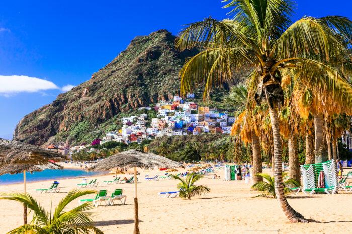 Canary Islands photo via Depositphotos