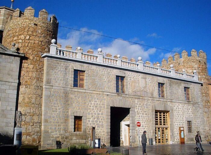 Casa de las Carnicerias by Zarateman via Wikipedia CC