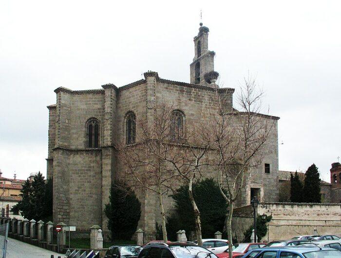Chapel of Mosen Rubi by Hakan Svensson via Wikipedia CC