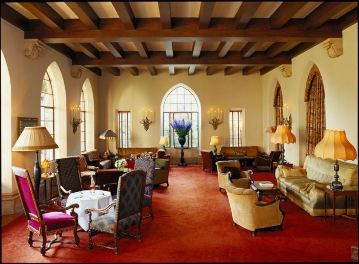 Chateau Marmont's Bar photo via FB Page